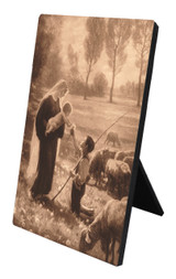 Gift of the Shepherd Vertical Desk Plaque