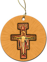 San Damiano Ornament