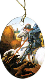 St. George Ornament