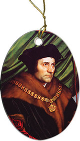 St. Thomas More Ornament