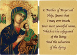 Mother of Perpetual Help Diptych
