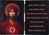 For God So Loved the World Diptych