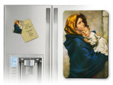 Madonna of the Streets Magnet