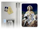 Christ, Bread of Angels Magnet