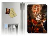 Resurrection of Christ by Coypel Magnet