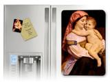 Spanish Madonna & Child Magnet