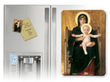 Virgin and Child Magnet