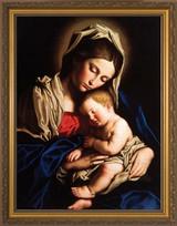 Madonna and Her Child Framed Art