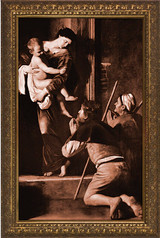 Madonna of the Pilgrims Framed Art