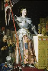 St. Joan of Arc Indoor Outdoor Aluminum Print