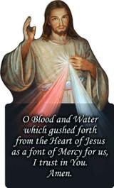 Divine Mercy Visor Clip