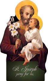 St. Joseph (Younger) Visor Clip
