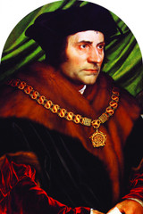 St. Thomas More Arched Magnet