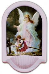 Guardian Angel Holy Water Font II