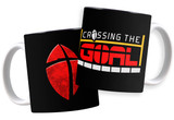 Crossing the Goal Coffee Mug