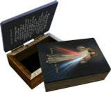 Divine Mercy Keepsake Box