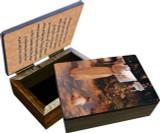 Polish Madonna Keepsake Box