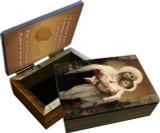 Madonna of the Roses Keepsake Box
