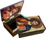Christ Our Teacher Icon Keepsake Box