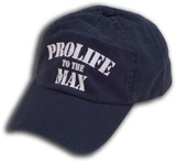 Prolife to the Max Hat