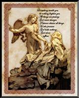 St. Teresa of Avila Graphic Wall Plaque