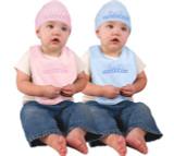 Cradle Catholic Hat and Bib Set