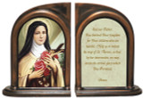 St. Therese of Lisieux Bookends