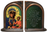 Our Lady of Czestochowa Bookends