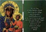 Our Lady of Czestochowa Diptych
