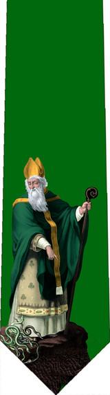 St. Patrick Tie