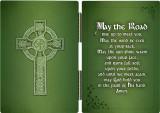 Irish Blessing Diptych