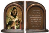 Sacred Heart of Jesus Jason Jenicke Bookends
