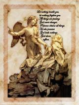 St. Teresa of Avila Poster