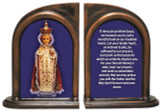 Infant of Prague Bookends