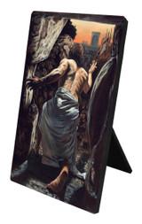 Resurrection Desk Plaque