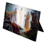 Transfiguration Horizontal Desk Plaque