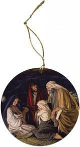 Adoration of the Shepherd Ornament