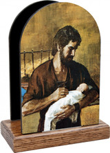 St. Joseph Table Organizer (Vertical)