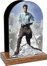 Bl. Pier Giorgio Table Organizer (Vertical)