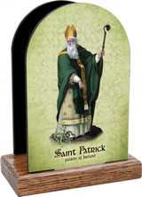 St. Patrick Table Organizer (Vertical)