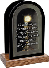 Eucharist Detail Prayer Table Organizer (Vertical)