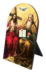 Trinity Arched Desk Plaque