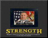 """Strength"" Picture Frame"