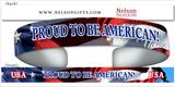 Proud to be American Bracelet