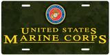 Marine License Plate