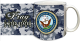 US Navy Mug