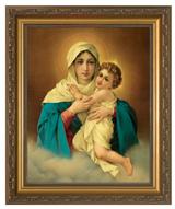 Schoenstatt Madonna Framed Art