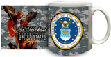 St. Michael Air Force Mug