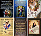 Rosary Poster Value Pack