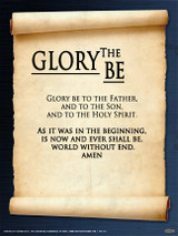Glory Be Poster